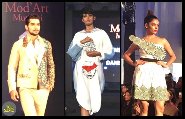 Mod'art International Institute Fashion Show 2017